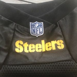 a6907723c NFL Other - Pittsburgh Steelers Premium Pet Jersey M